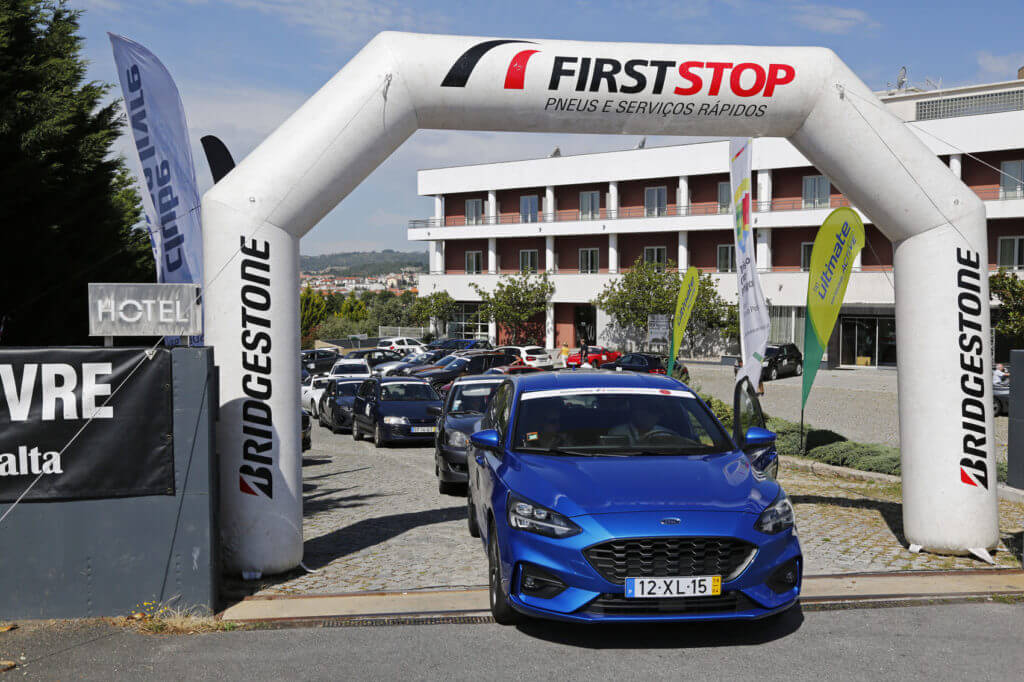 Rali Bridgestone/First Stop Guarda