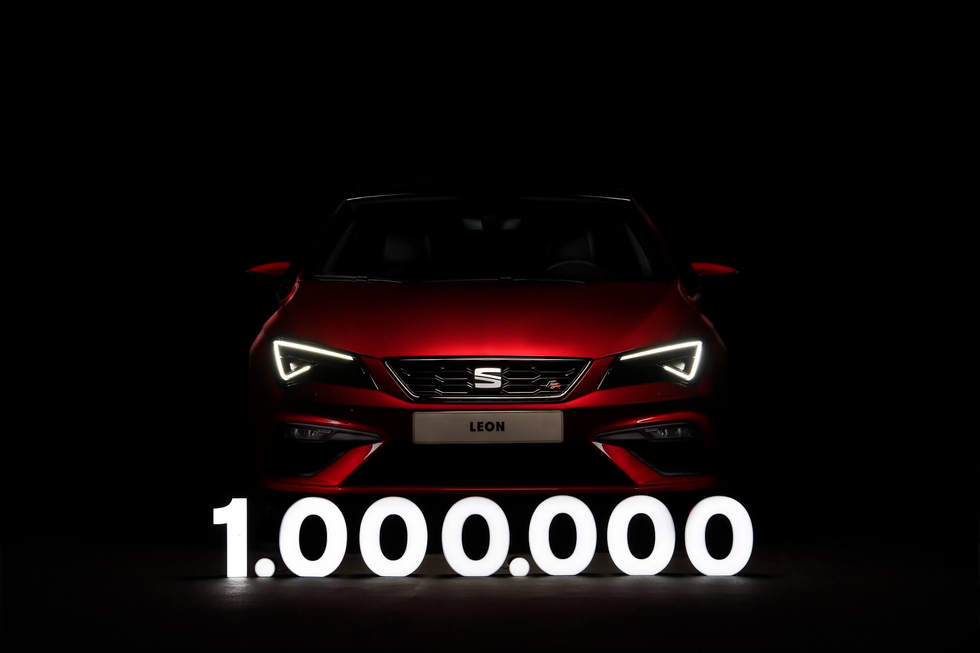 SEAT Leon 1 milhão