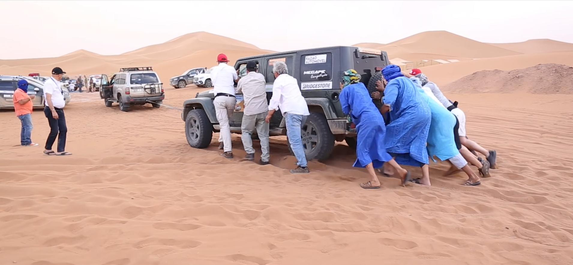 Off Road Marrocos