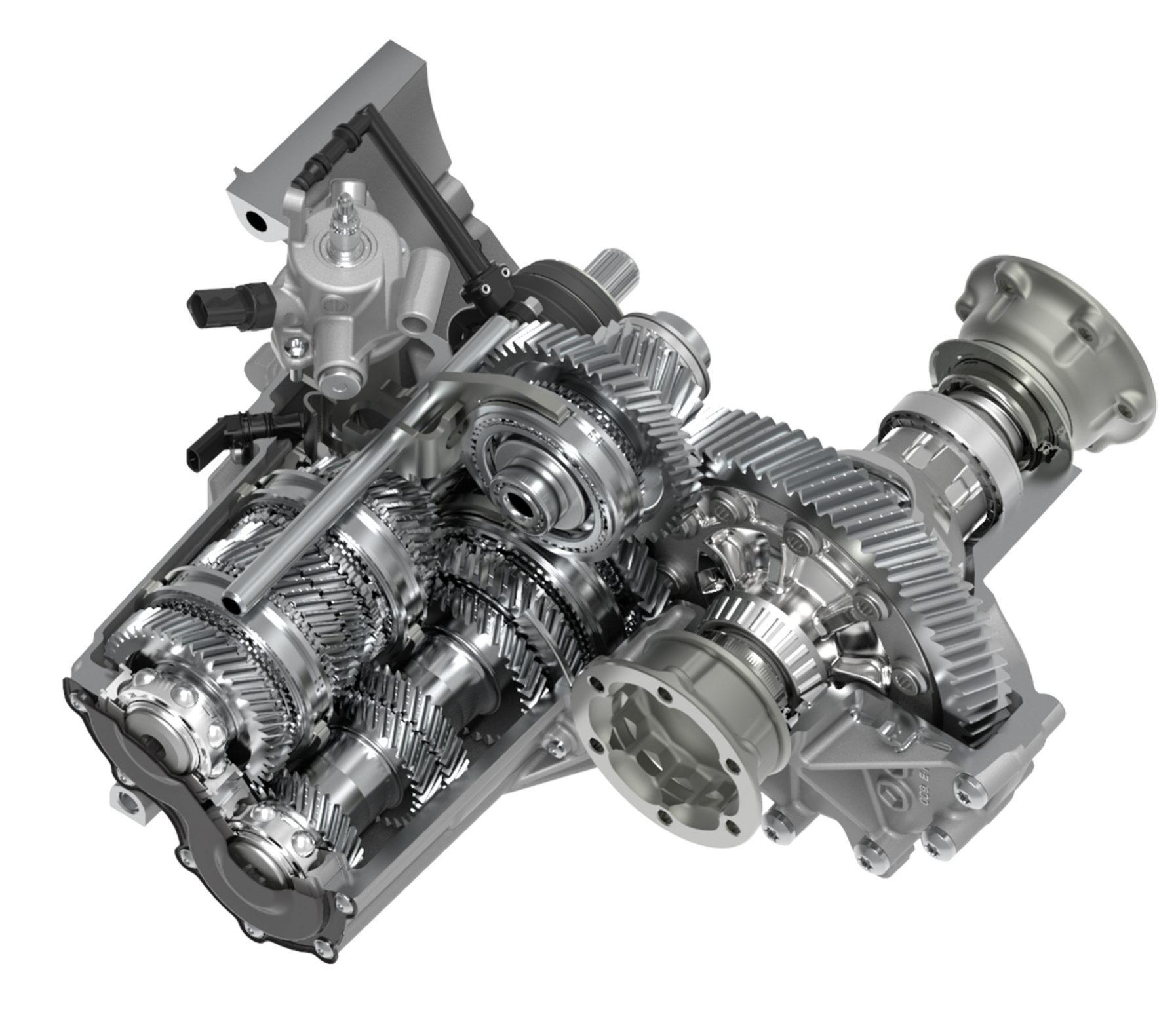 MQ281 manual transmission
