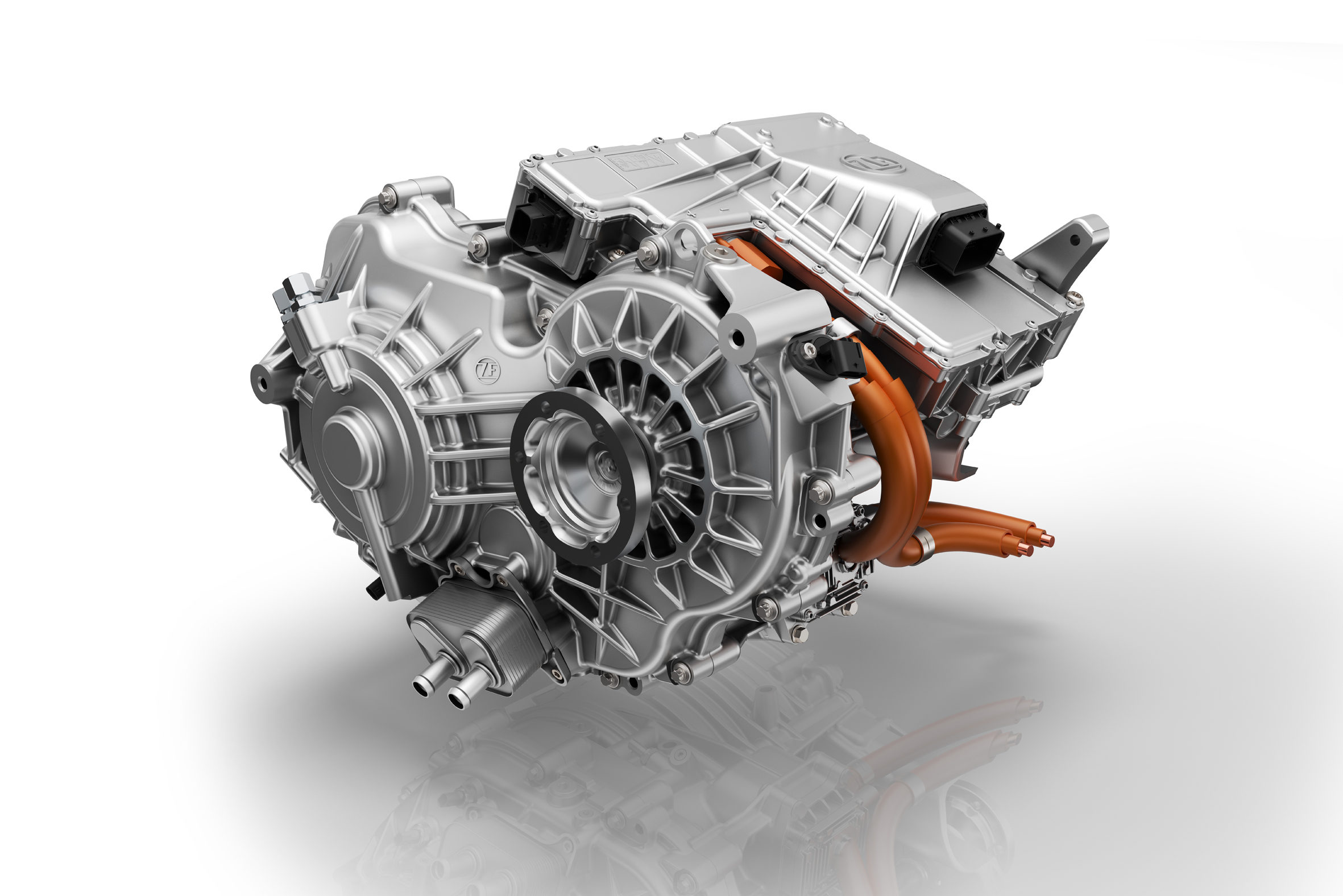 ZF 2-speed drive