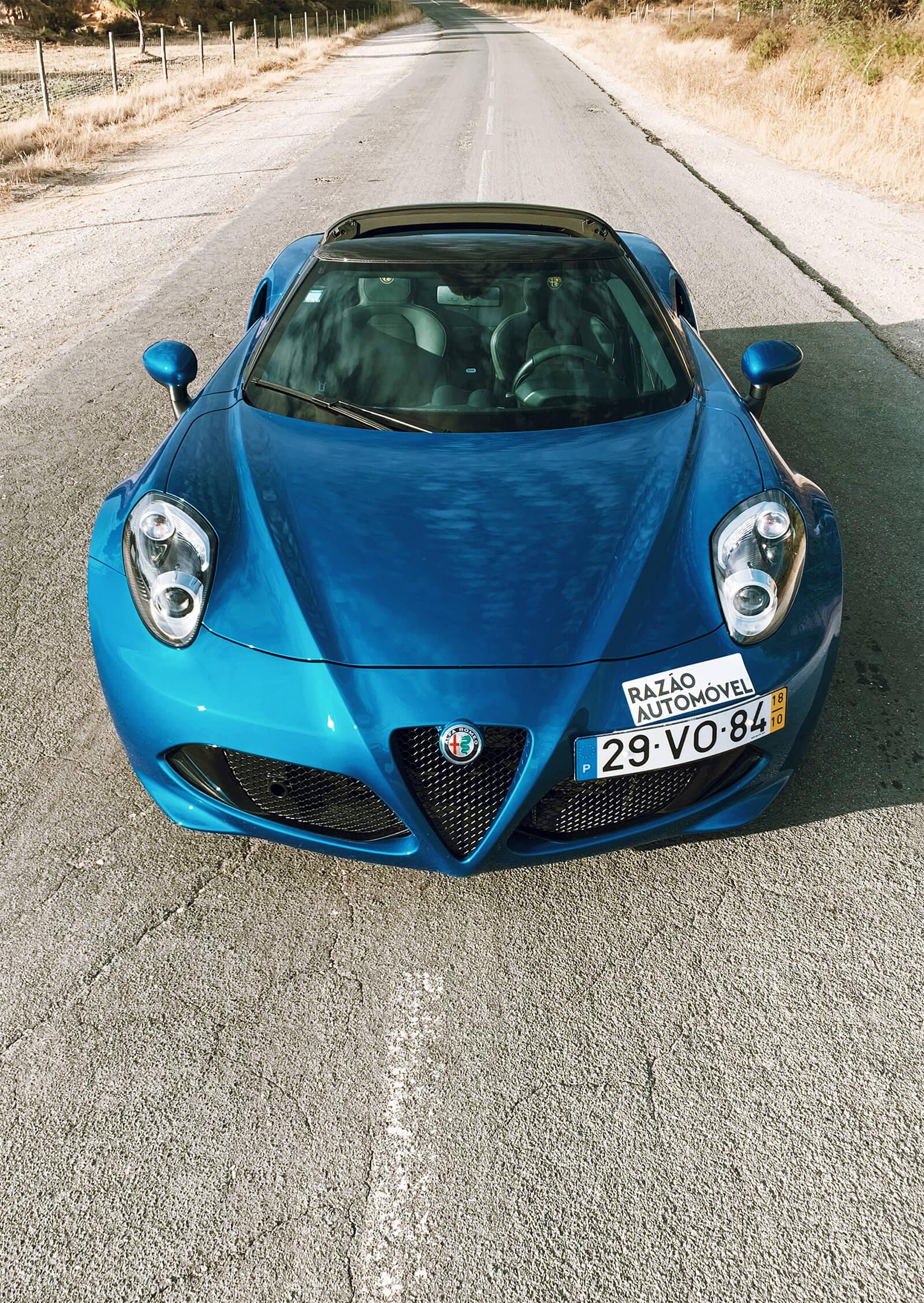 Alfa Romeo 4C Itália