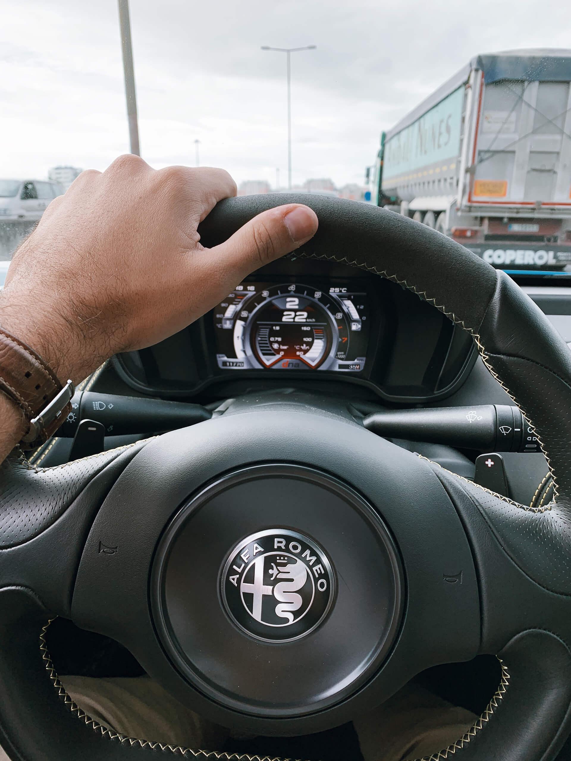 Alfa Romeo 4C Spider Itália