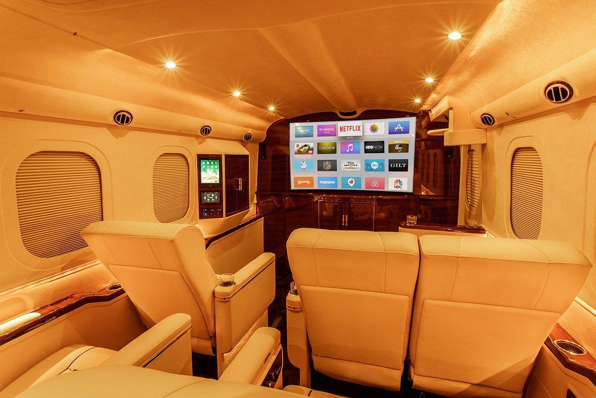 Lexani Motorcars G77 Sky Master