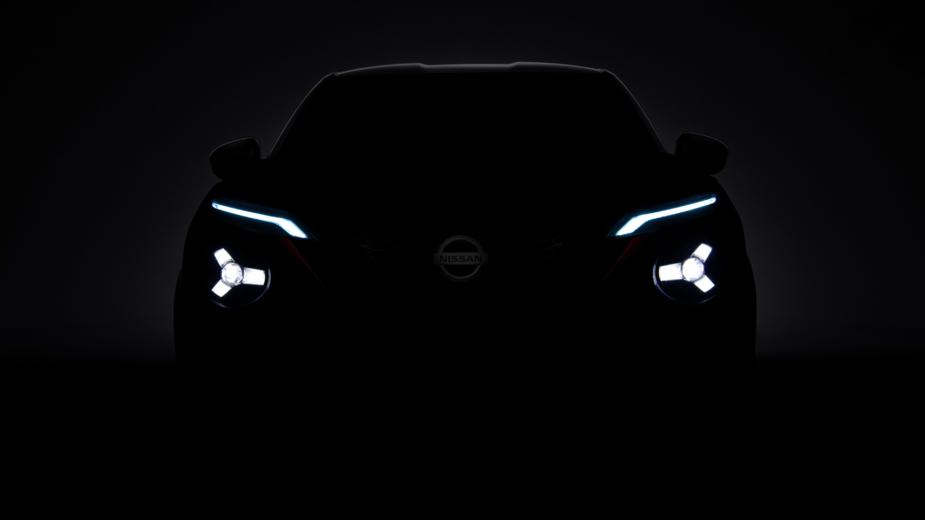 Nissan Juke Teaser