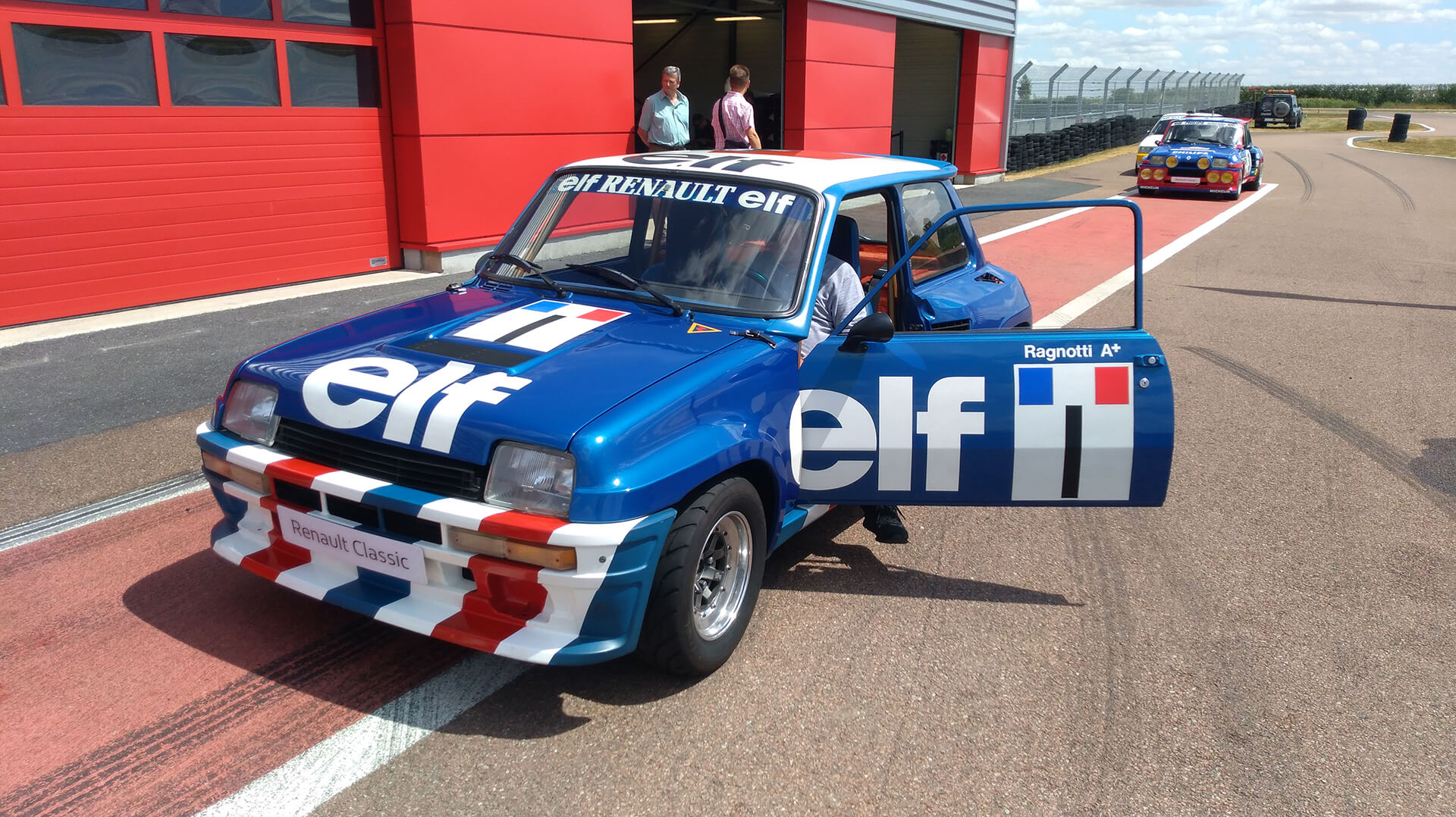 Renault 5 Turbo Europa Cup