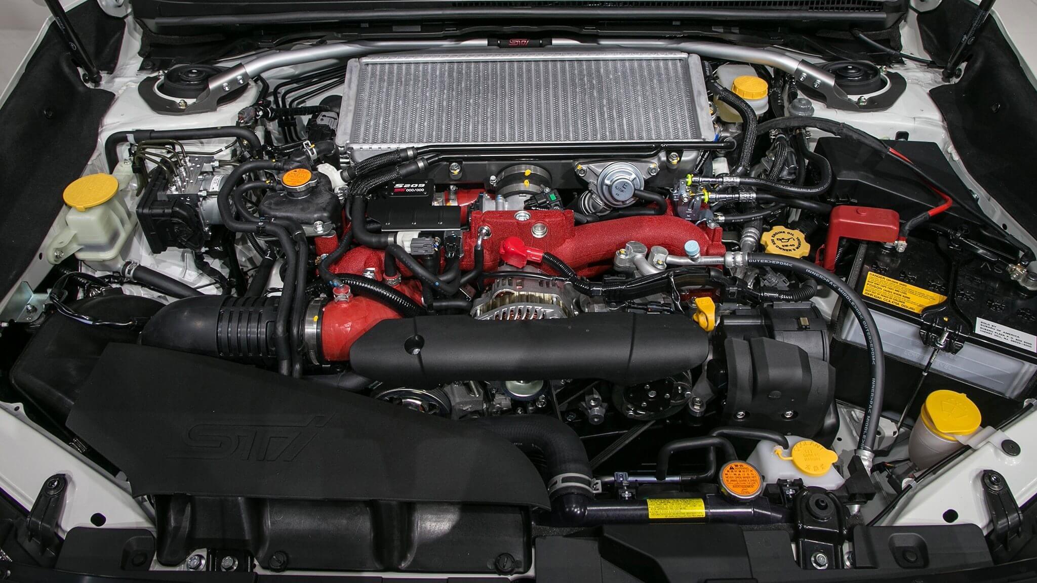 EJ25 Subaru