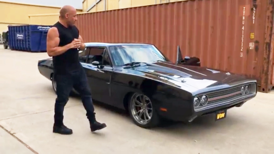 "Dodge Charger ""Tantrum"" Vin Diesel"