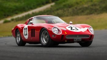 Ferrari 250 GTO Scaglietti, 1962
