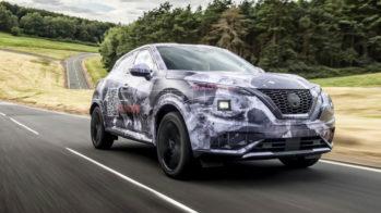 Nissan Juke 2019 teaser