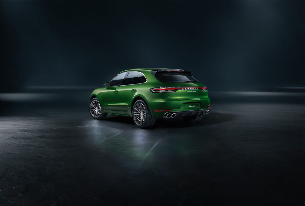 Porsche Macan Turbo 2019