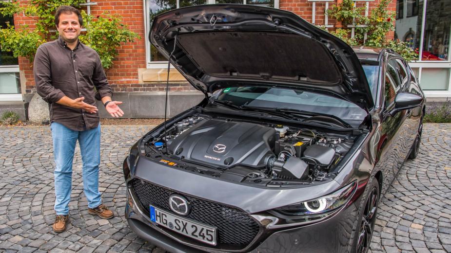 Mazda3, Mazda Skyactiv-x