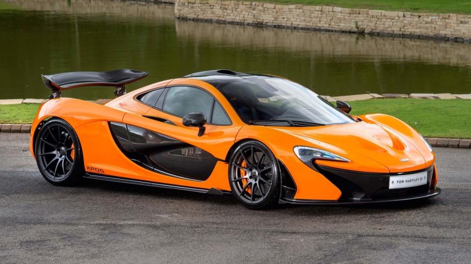 McLaren P1 XP05