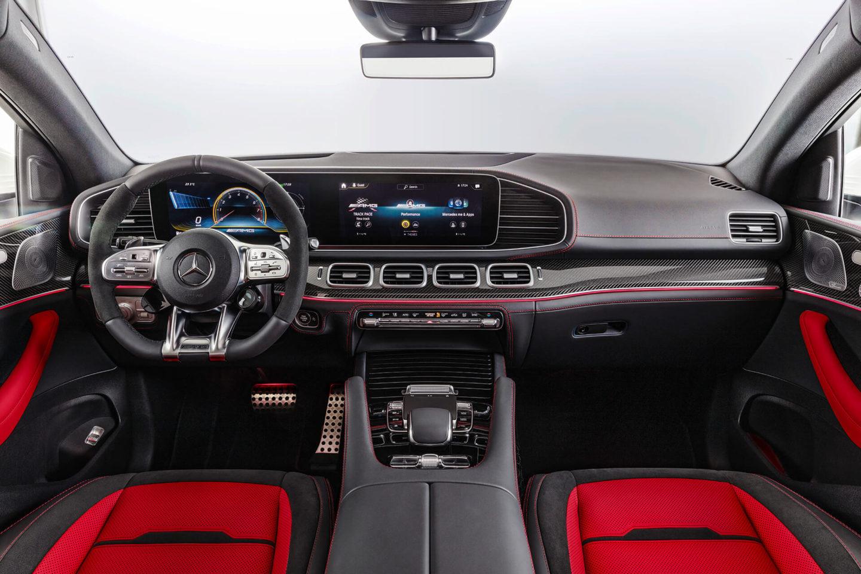 Mercedes-AMG GLE 53 Coupé, 2019