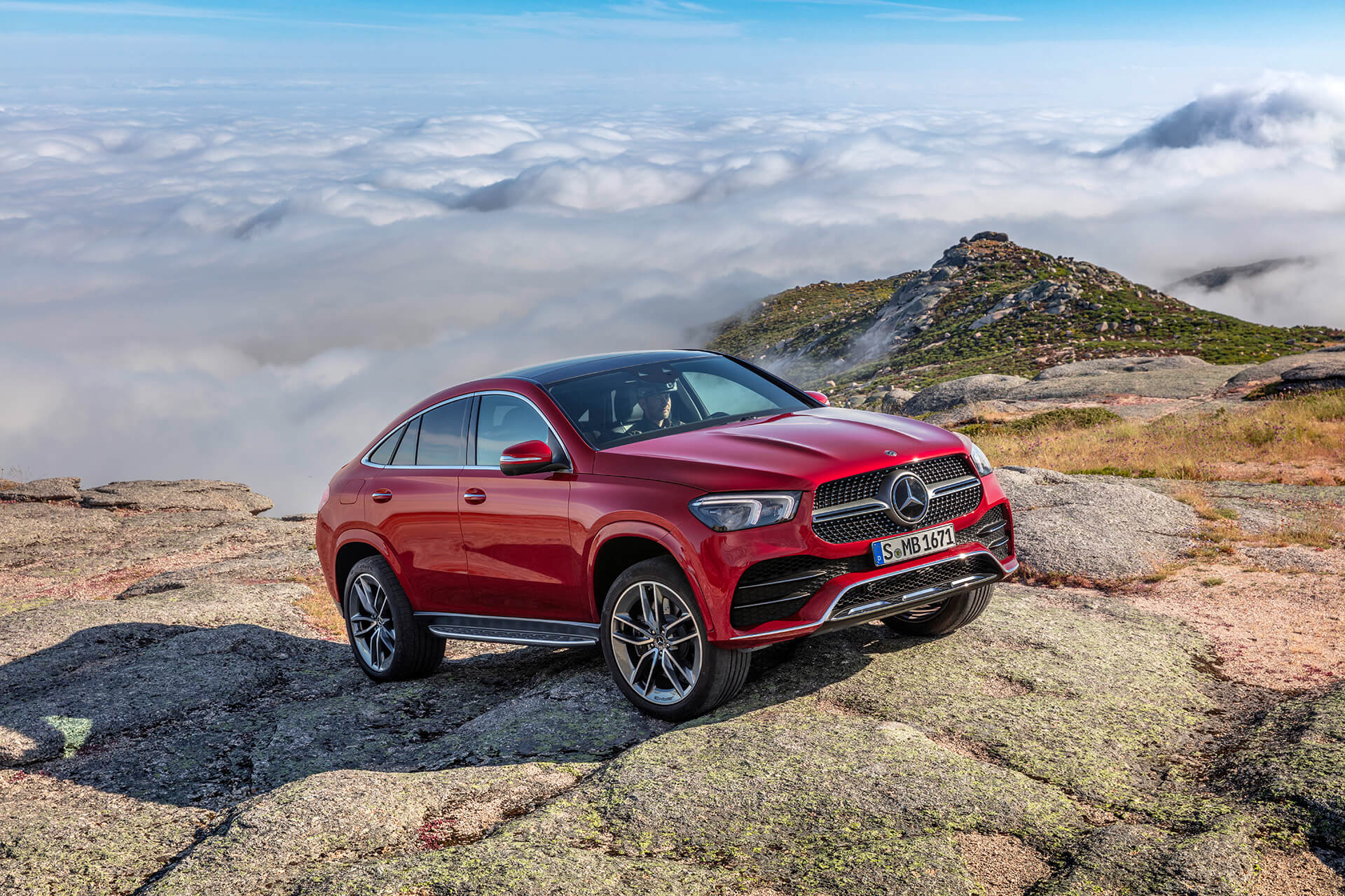 Mercedes-Benz GLE Coupé, 2019