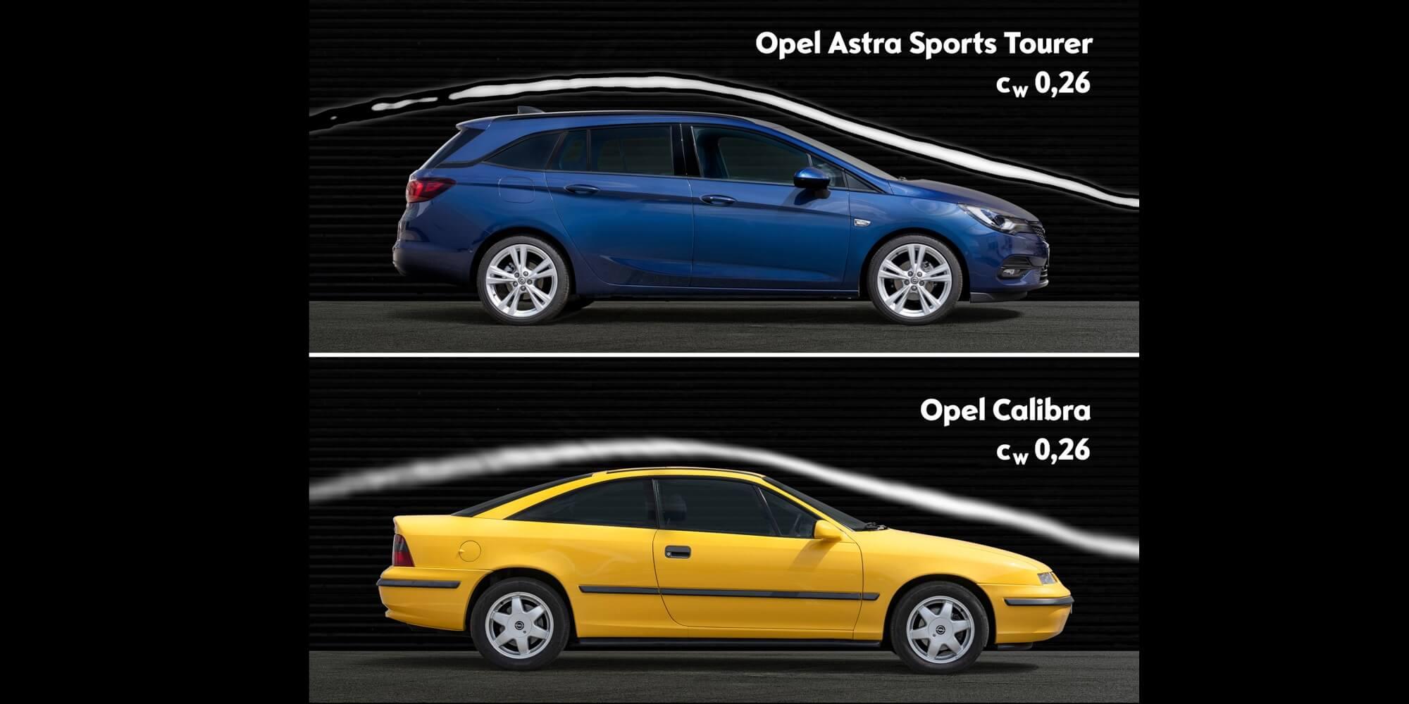 Opel Astra Opel Calibra