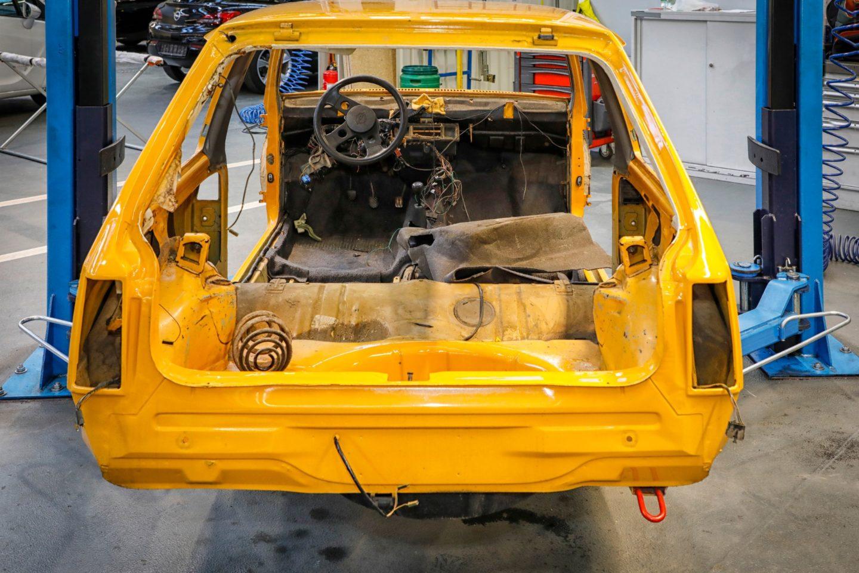 Opel Corsa GT, 1987