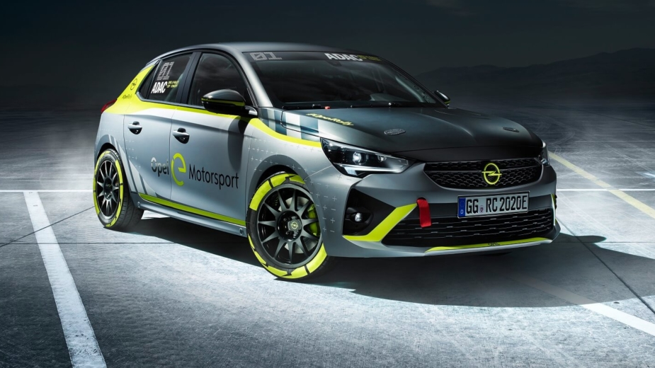 Opel Corsa-e Rally