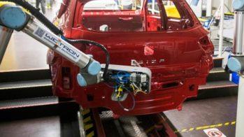 SEAT Ibiza, linha de montagem