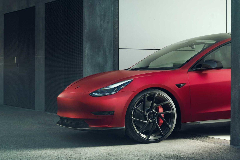Tesla Model 3 Novitec