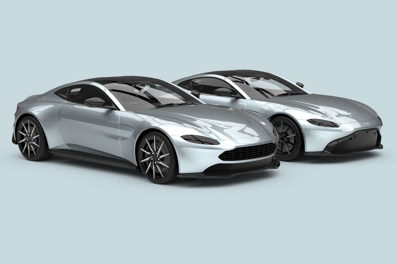 Aston Martin Vantage Revenant Automotive