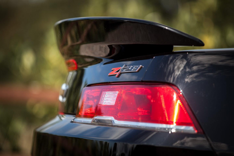Chevrolet Camaro Z/28 de Chris Harris