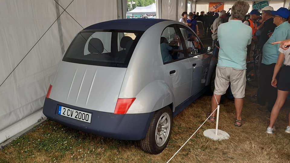 Citroën 2CV 2000