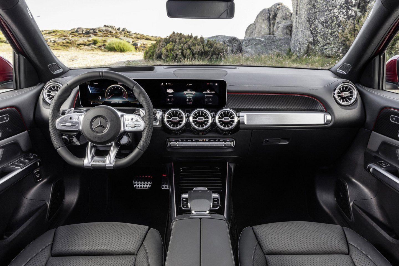 Mercedes-AMG GLB 35, 2019