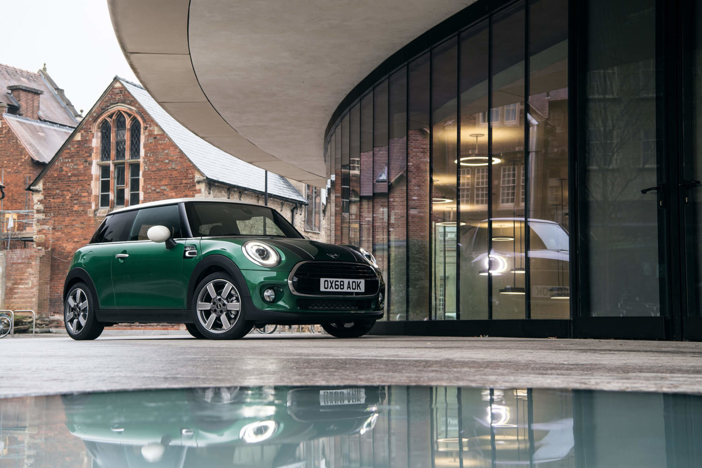"Mini Cooper ""60 Years Edition"""