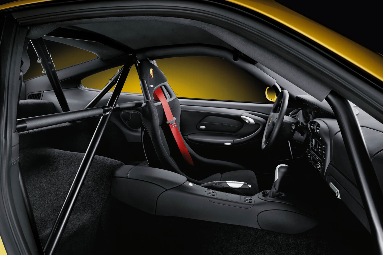 Porsche 911 GT3 996.2