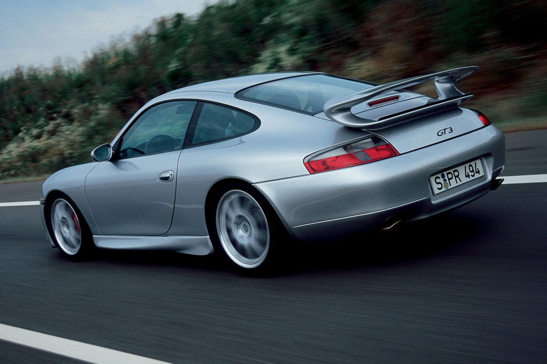 Porsche 911 GT3 996.1