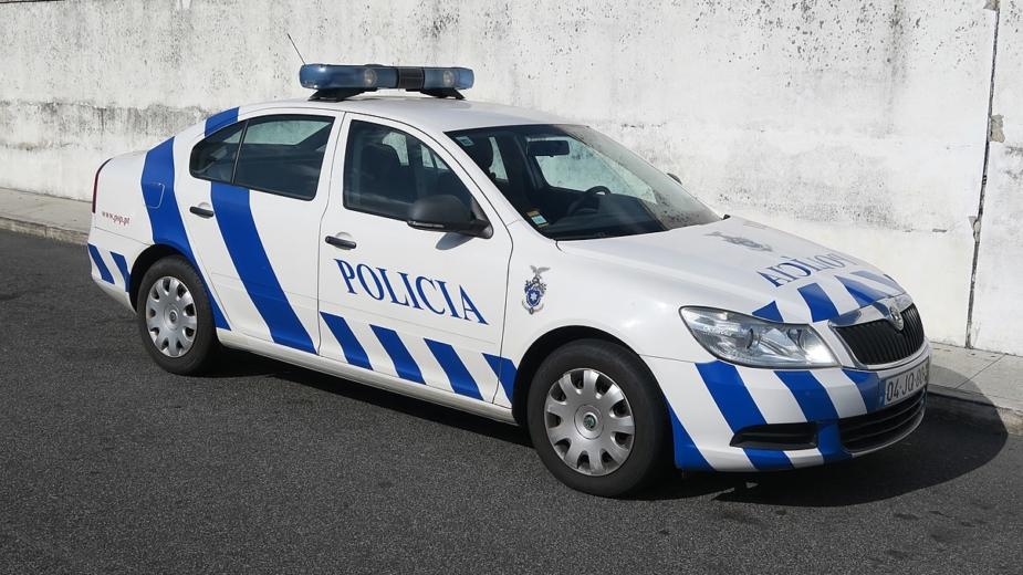 skoda octavia, polícia de segurança pública