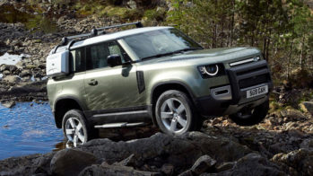 Land Rover Defender 90, 2019
