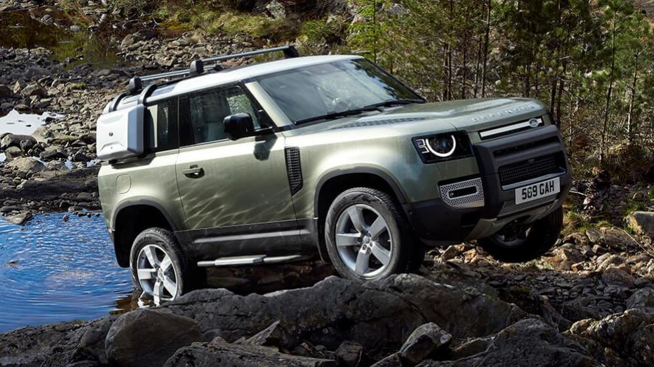 Land Rover Defender 90, 2019