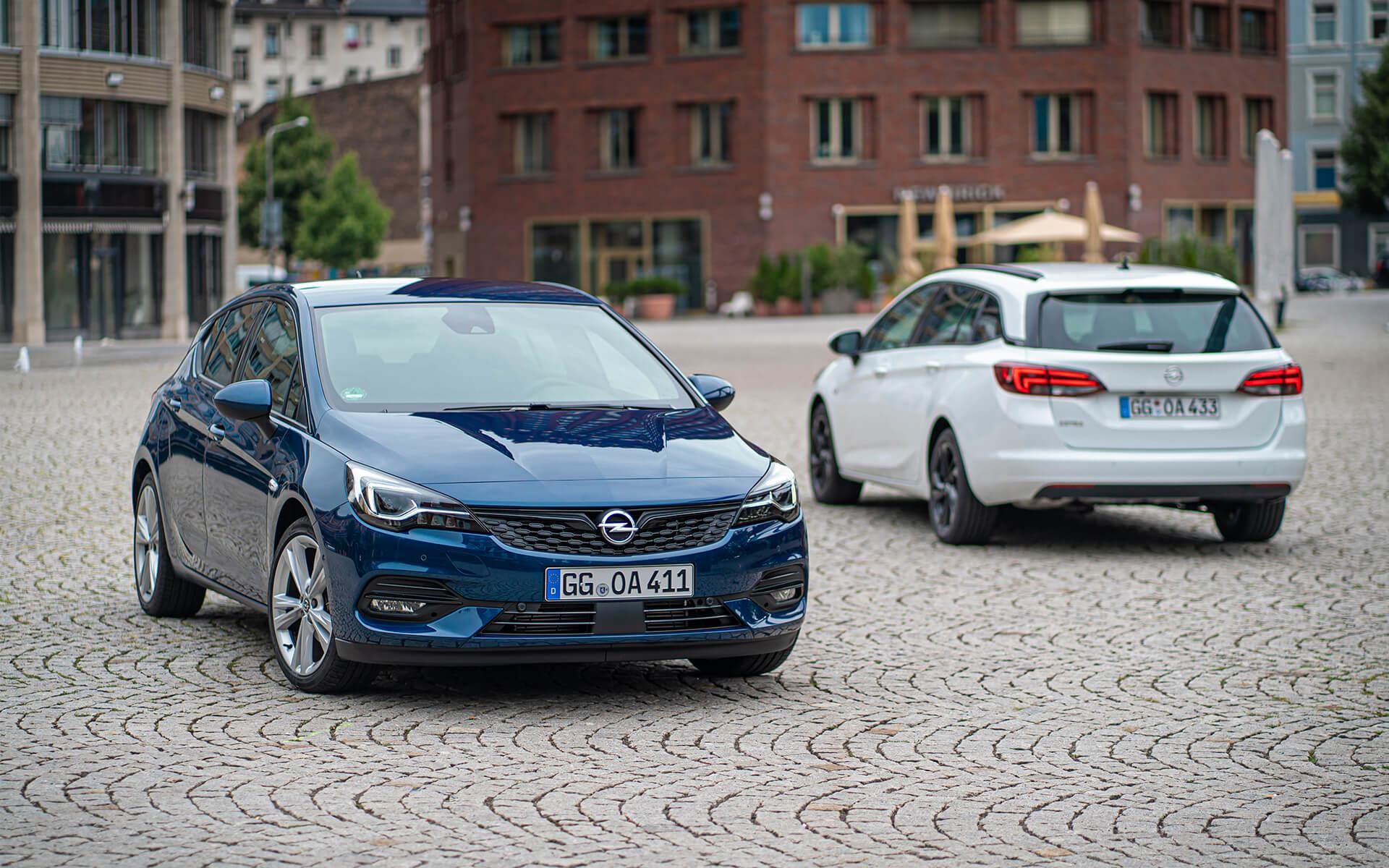 Opel Astra e Astra Sports Tourer 2019