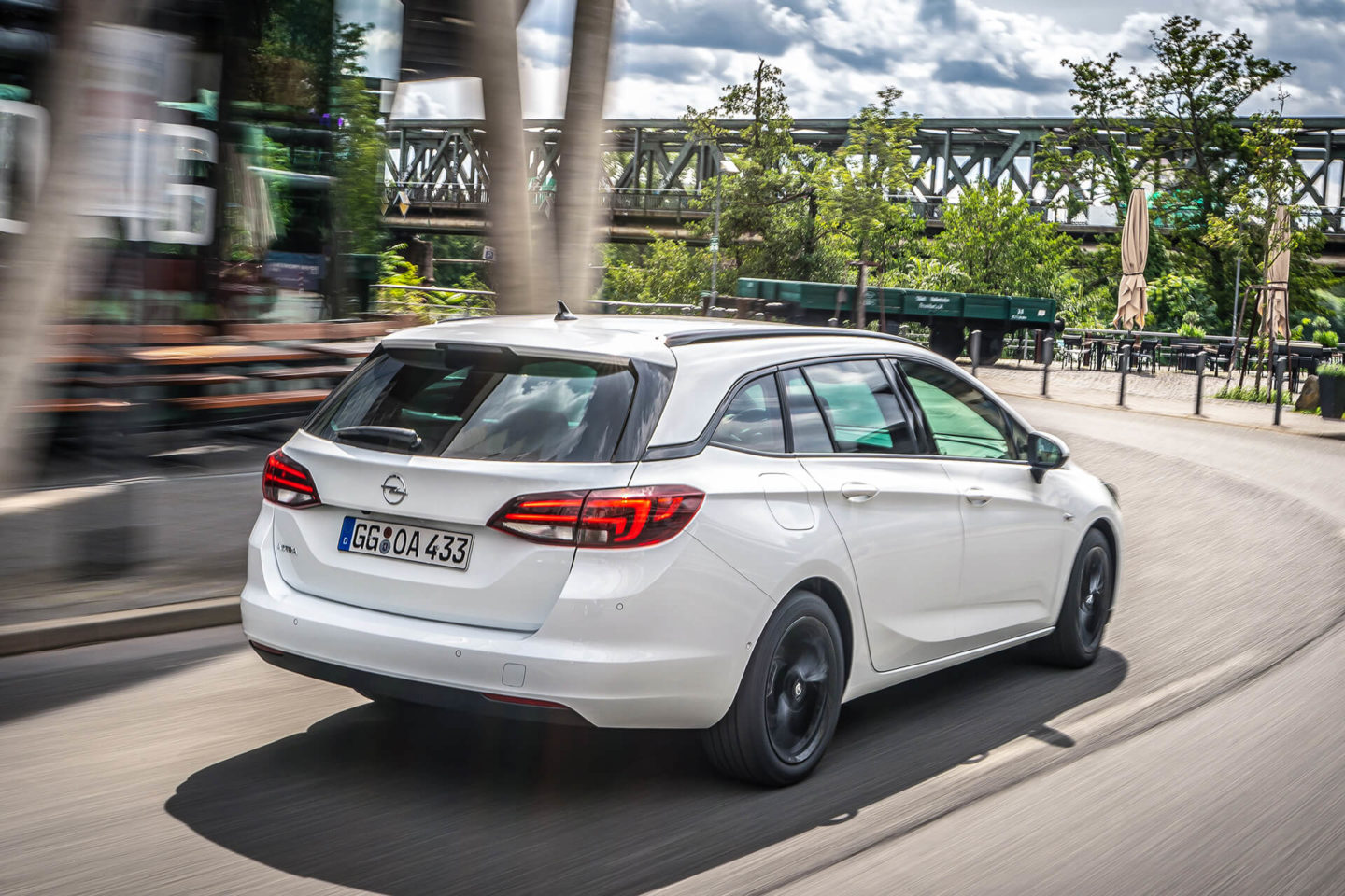 Opel Astra Sports Tourer 2019