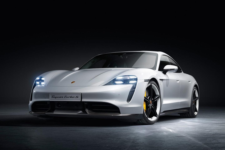 Porsche Taycan Turbo S, 2019