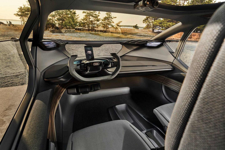 Audi AI:TRAIL quattro.