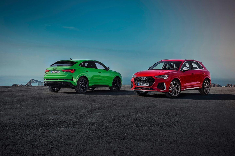 Audi RS Q3 e RS Q3 Sportback