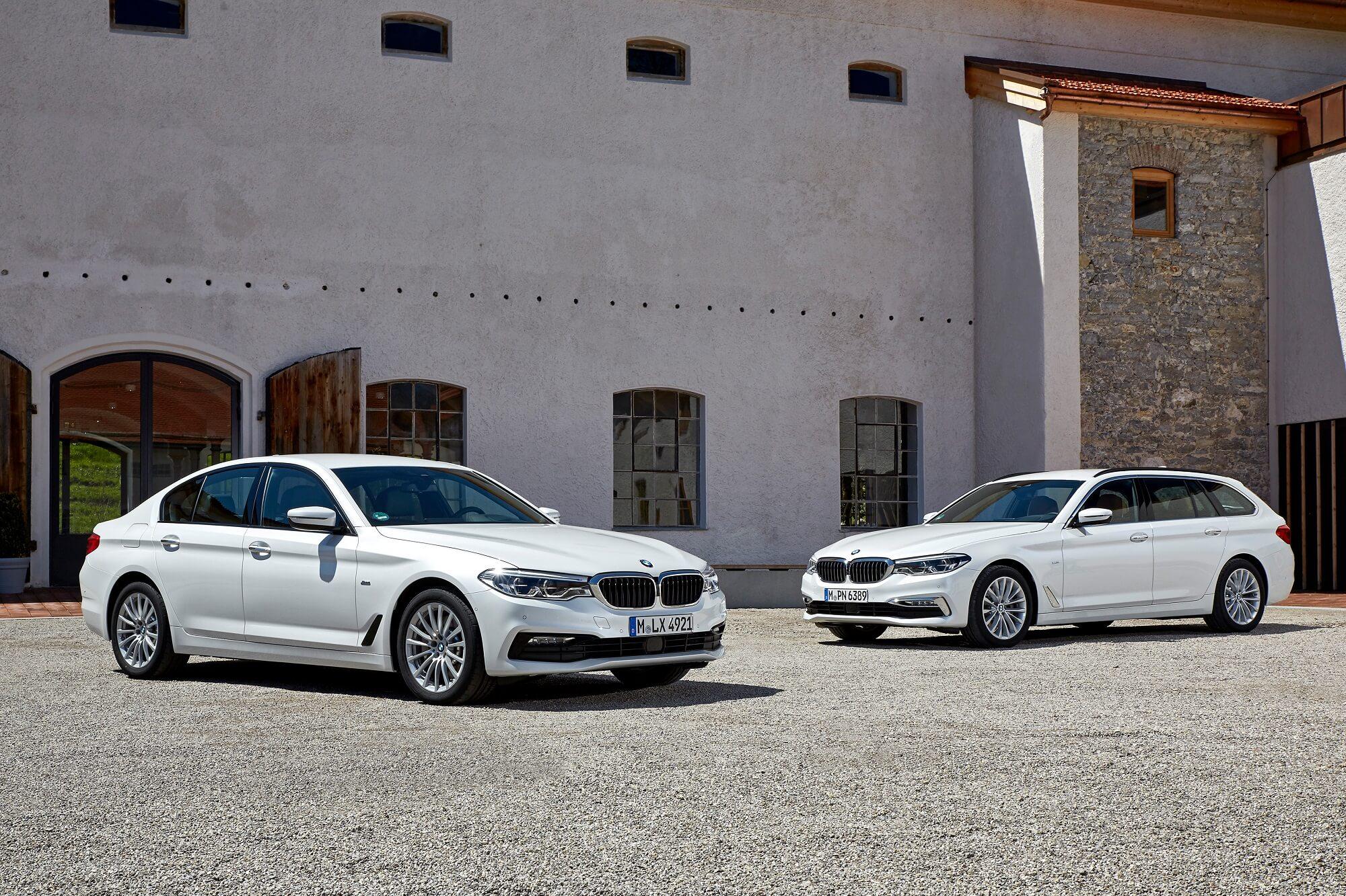 BMW Série 5 Mild-hybrid