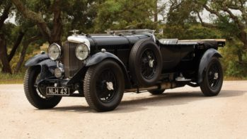 Bentley 8-Litre Tourer