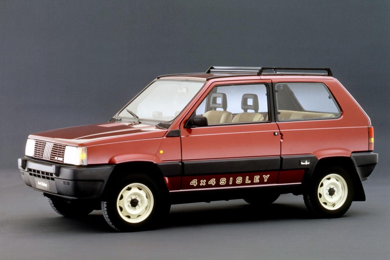 Fiat Panda 4x4 Sisley