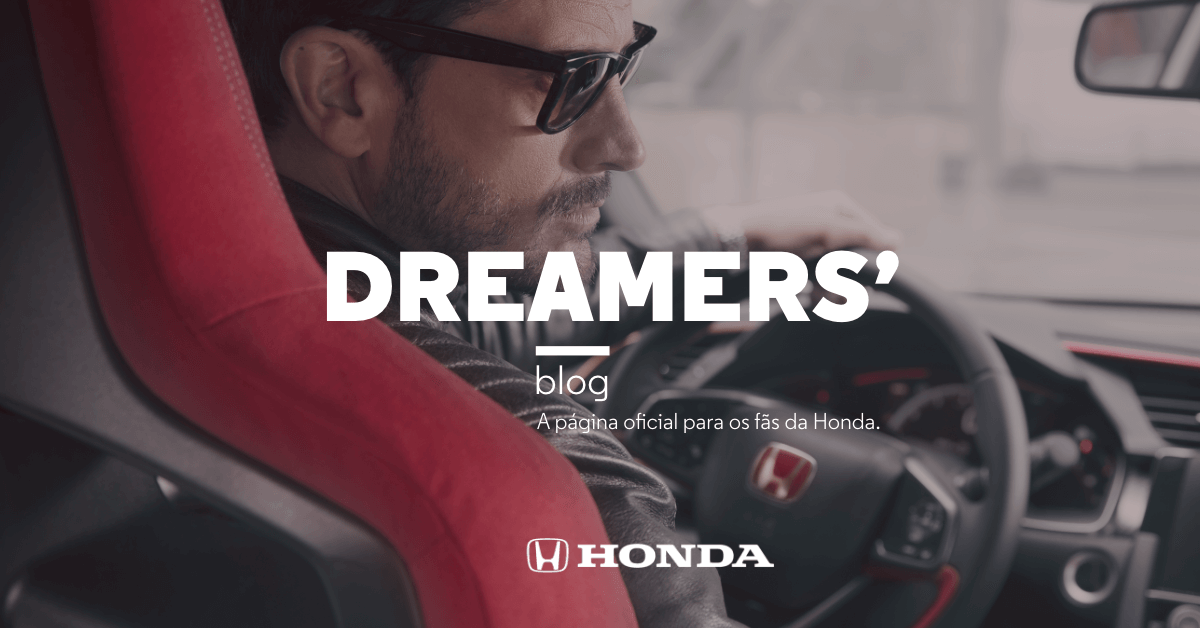 Honda Dreamers' Blog