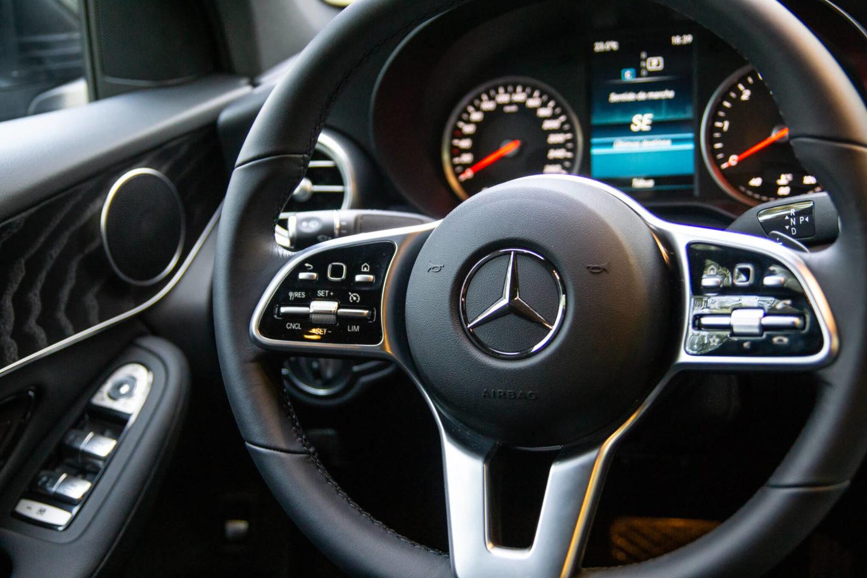 Mercedes-Benz GLC Coupé 200 d