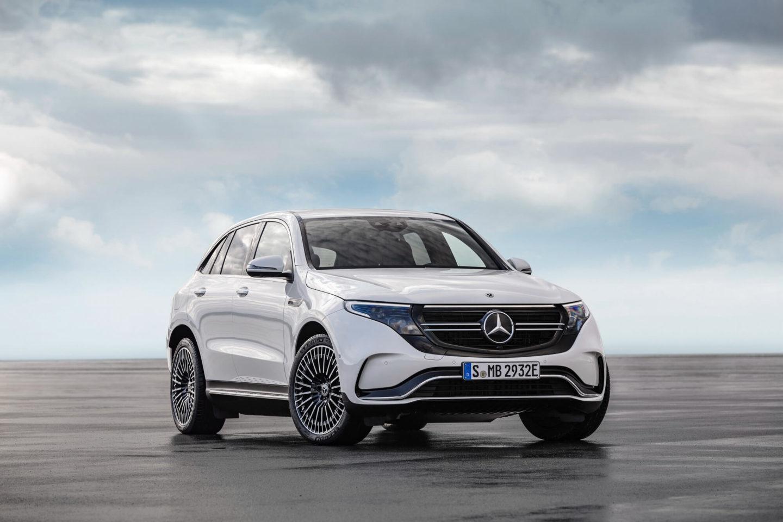 Merecdes-Benz EQC