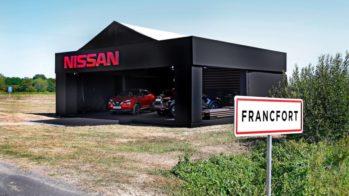 Nissan Francfort