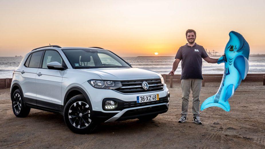 Volkswagen T-Cross - Roadrip - Diogo Teixeira