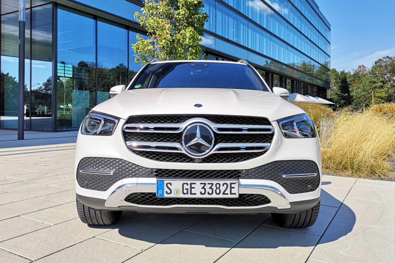 Mercedes-Benz GLE 300 de