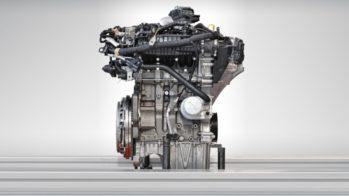 Motor de três cilindros Ford EcoBoost