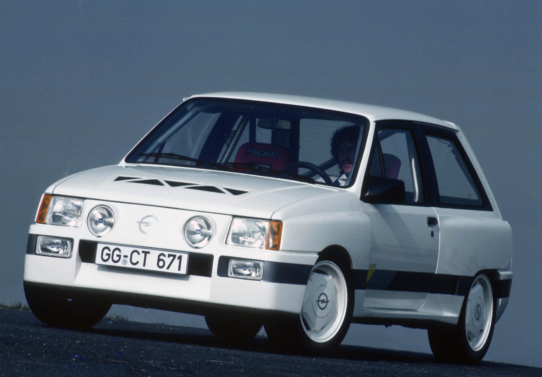Opel Corsa Sprint 1983